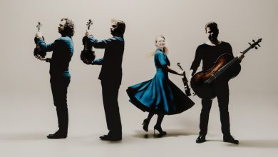 Pavel Haas QuartetPhoto: Marco Borggreve
