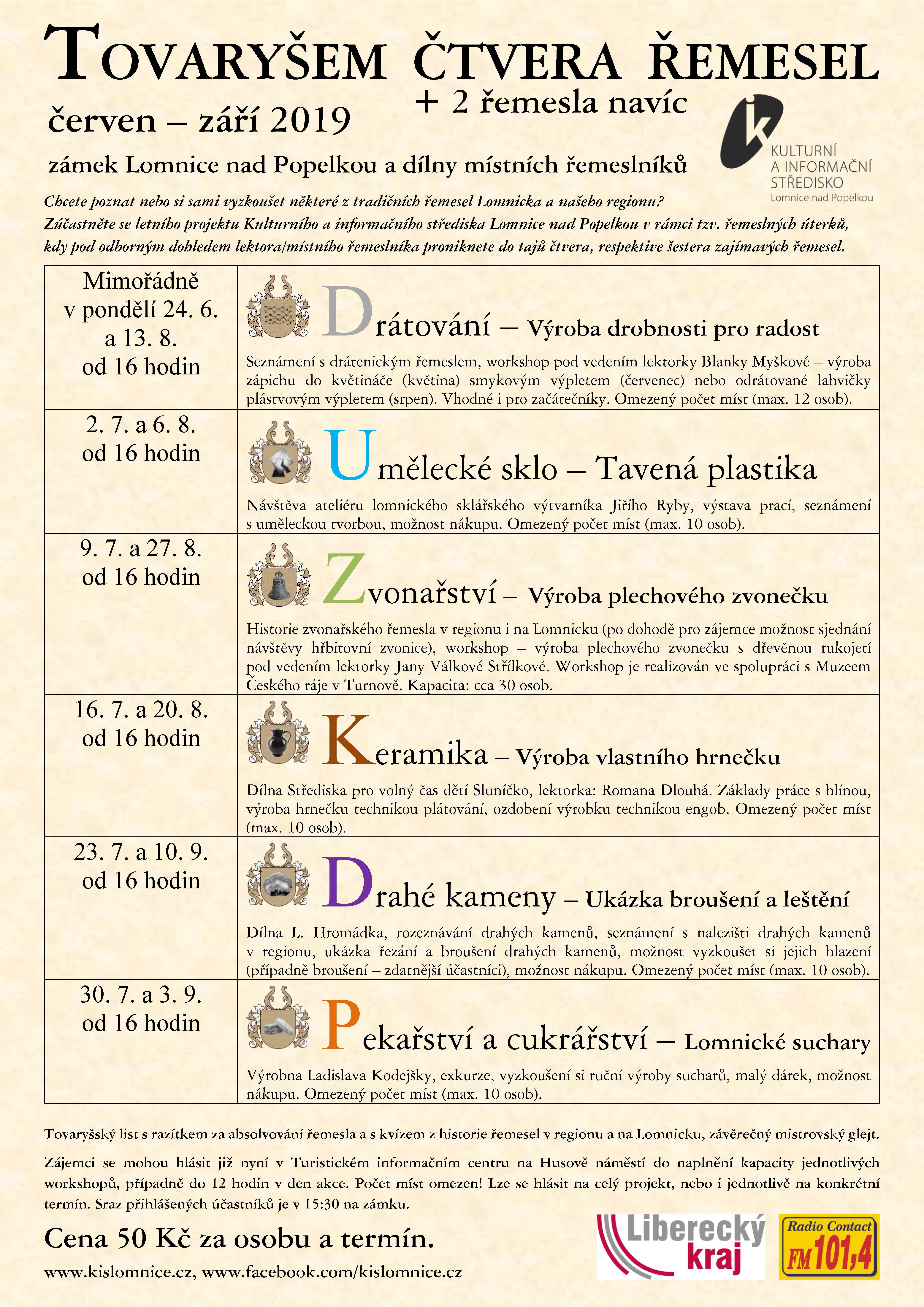 Informace o monosti seznmen /Pln pe o Prodn