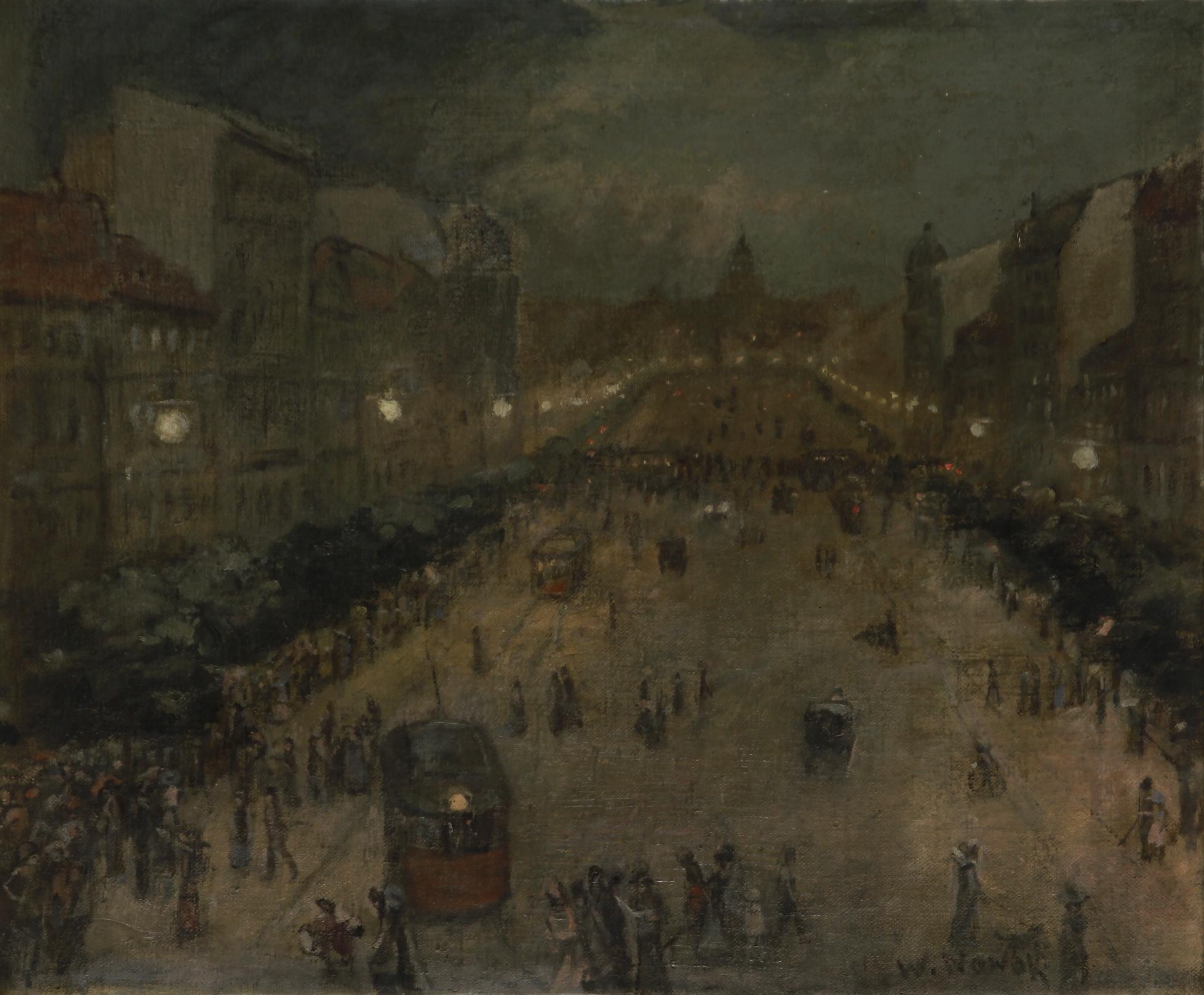 Václavské námìstí, 1901-2