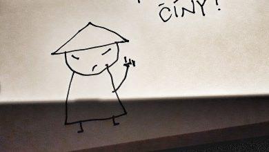 kresba Darek Mouša