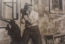 Josef Váchal na fotce Rudolfa Klinkovského