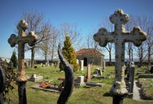 hřbitov tamtéž