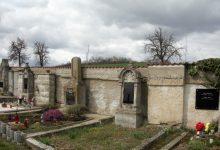 hrušovanský hřbitov