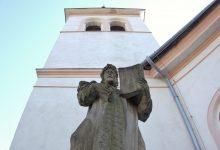 socha svatého Donáta ve starém Mojžíři