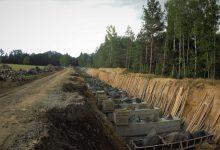 výstavba bajkalsko-kunratického kanálu